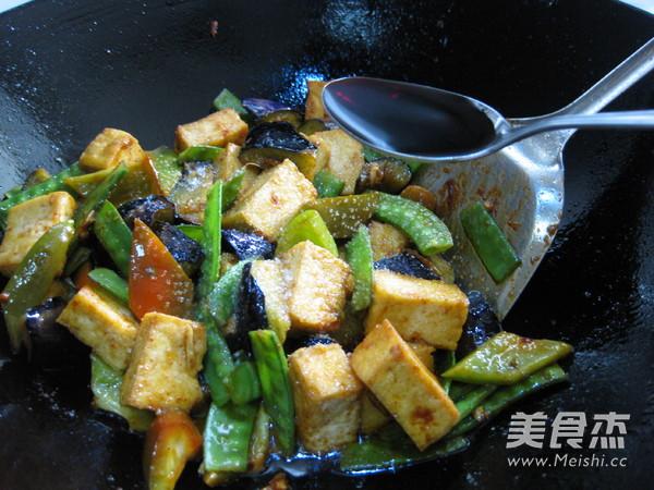 豆腐茄子煲怎样炒