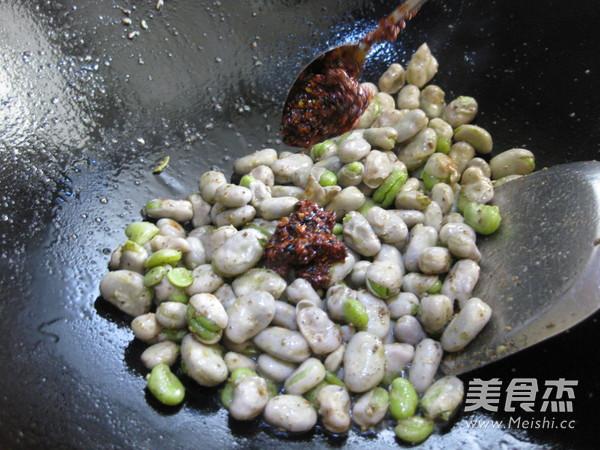 麻辣蚕豆怎么吃