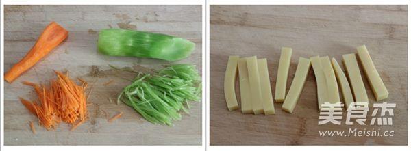 云南特色小吃豌豆凉粉的做法图解
