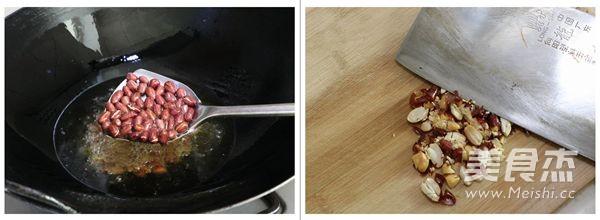 云南特色小吃豌豆凉粉的家常做法