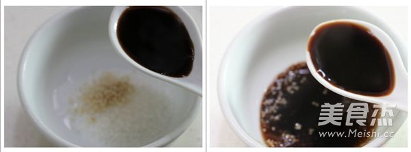 云南特色小吃豌豆凉粉怎么吃