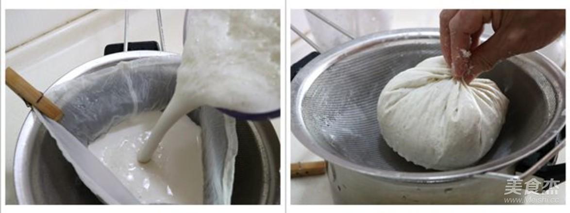 自制内酯豆腐的简单做法