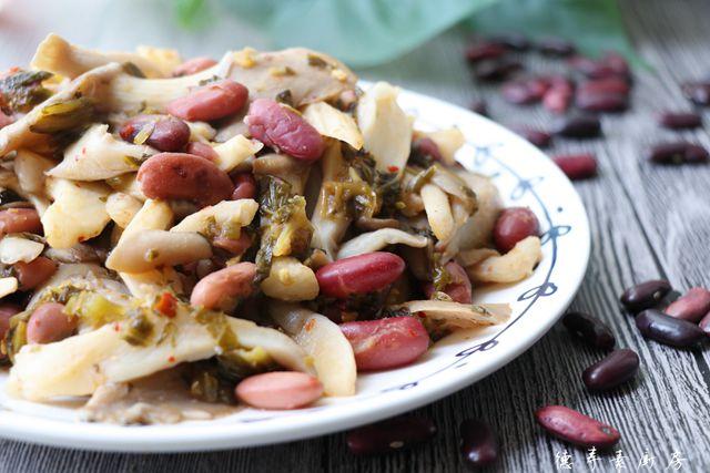 红豆人工菌成品图