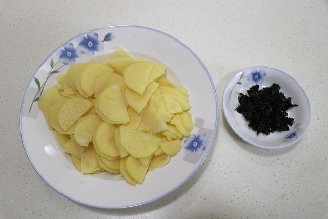 土豆橄榄菜的做法大全