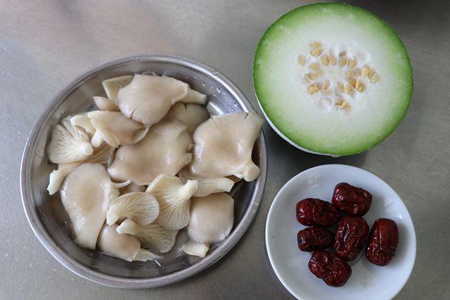 平菇冬瓜汤的做法大全