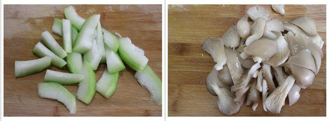 平菇冬瓜汤的做法图解