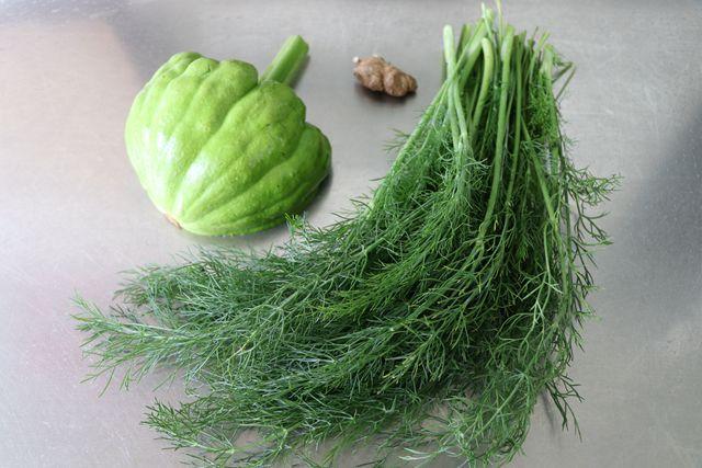 茴香姜饼瓜的做法大全