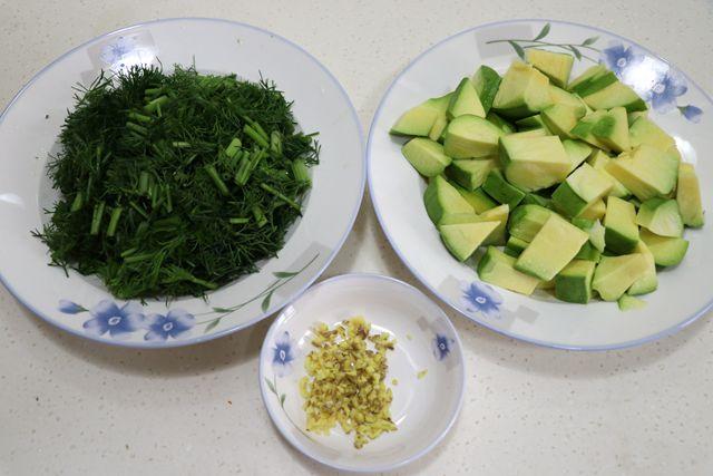 茴香姜饼瓜的做法图解