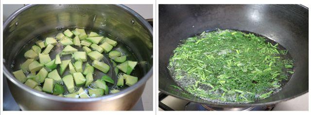 茴香姜饼瓜的家常做法