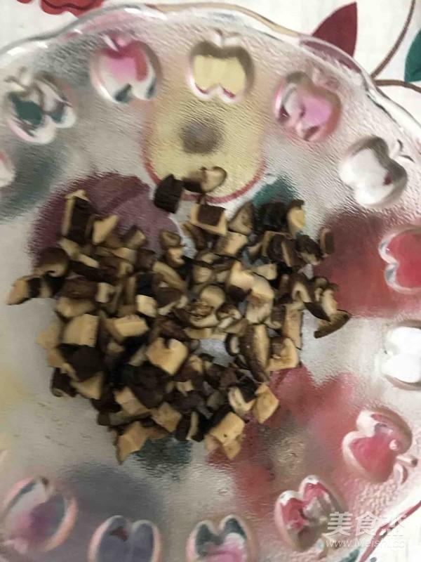 香菇肉沫豆腐脑的做法图解