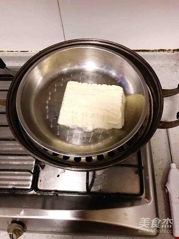 香菇肉沫豆腐脑怎么煮