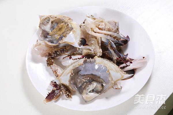 咖喱蟹——捷赛私房菜的做法大全