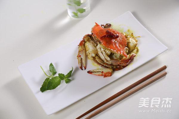 咖喱蟹——捷赛私房菜的简单做法
