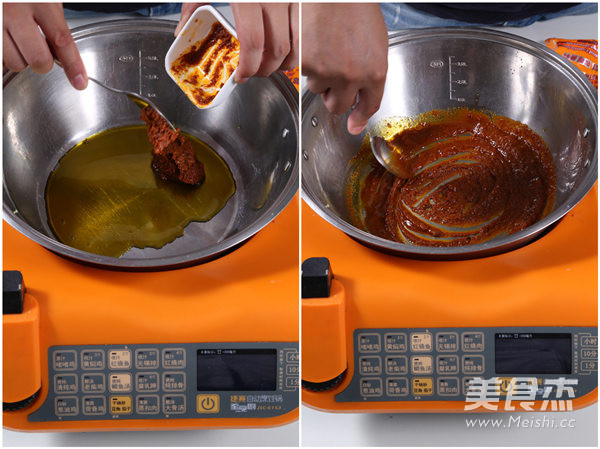 咖喱土豆的做法图解