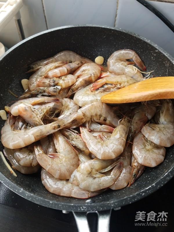 茄汁大虾怎么做