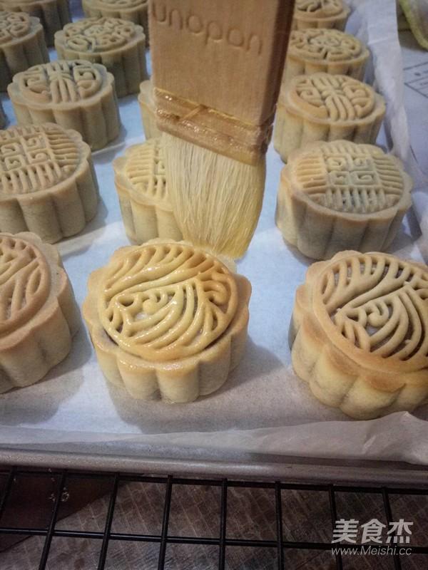 广式紫薯月饼怎样煮