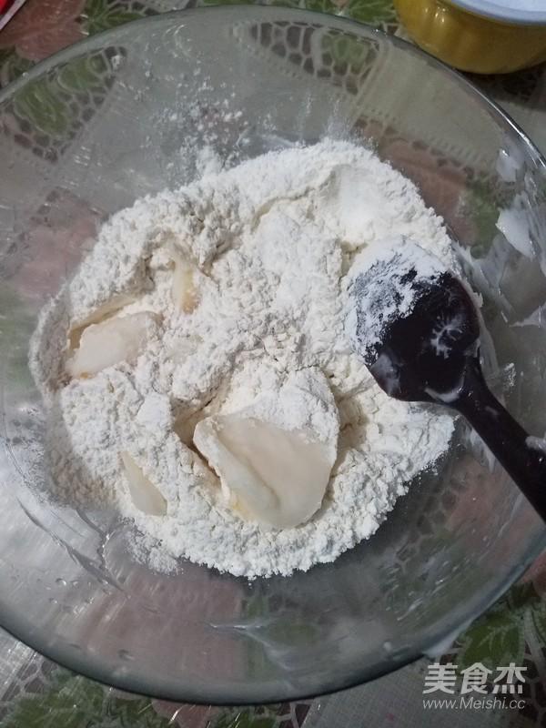 五彩蛋黄酥怎么煮