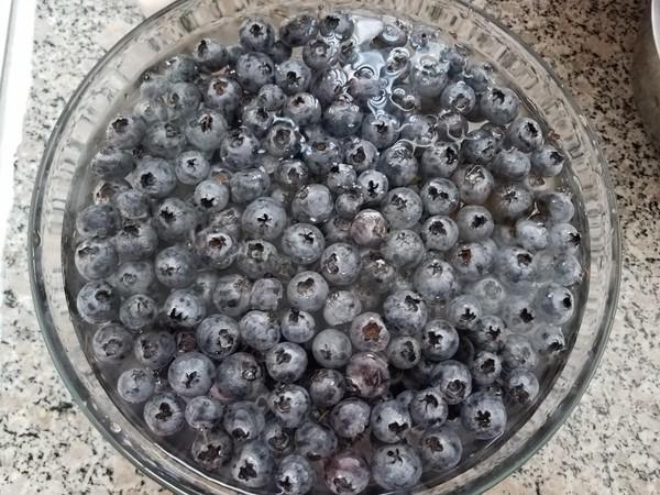 蓝莓果酱的做法大全