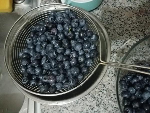 蓝莓果酱的做法图解