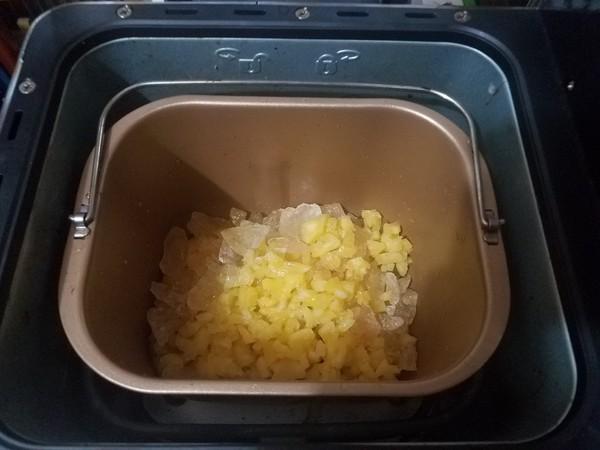菠萝果酱怎样做