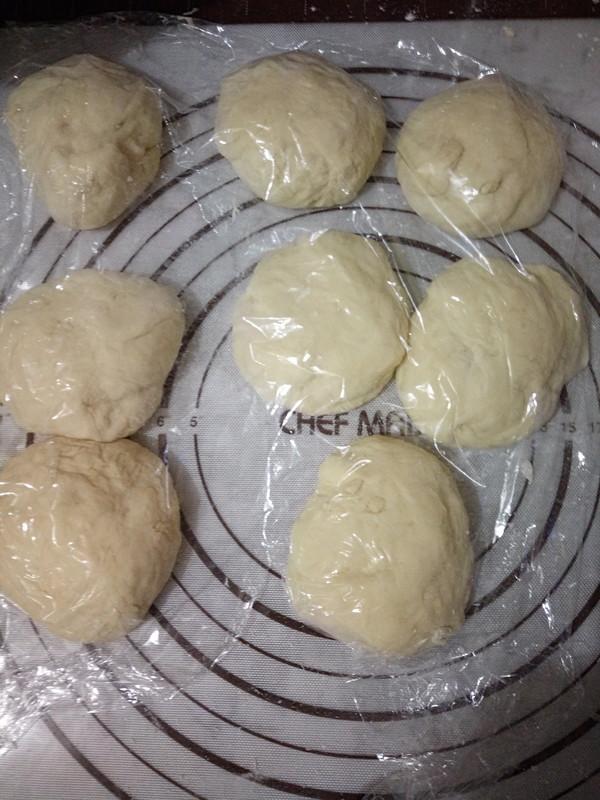 豆沙小面包的家常做法