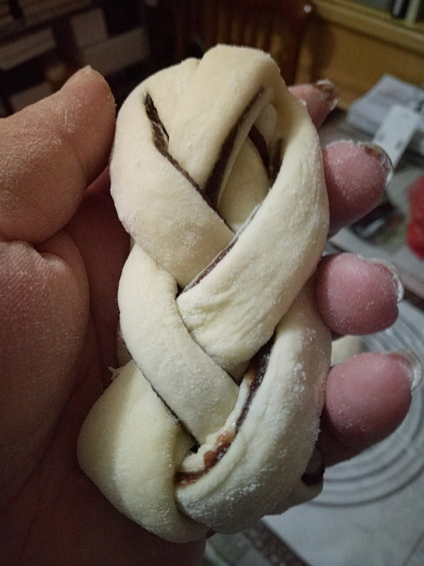 豆沙小面包怎样做