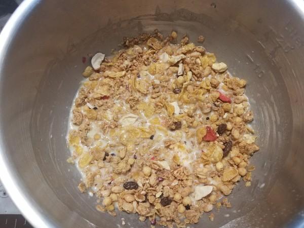 燕麦海苔肉松玛芬怎么做