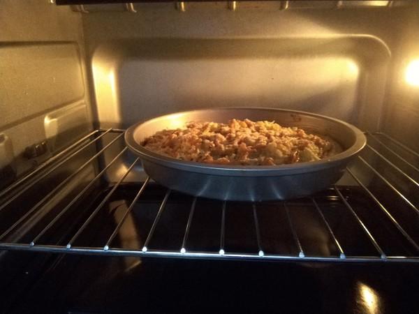 金枪鱼芝心披萨的制作方法