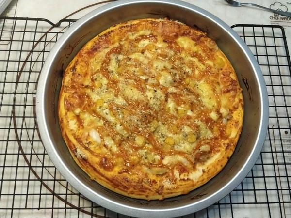 金枪鱼芝心披萨的制作大全