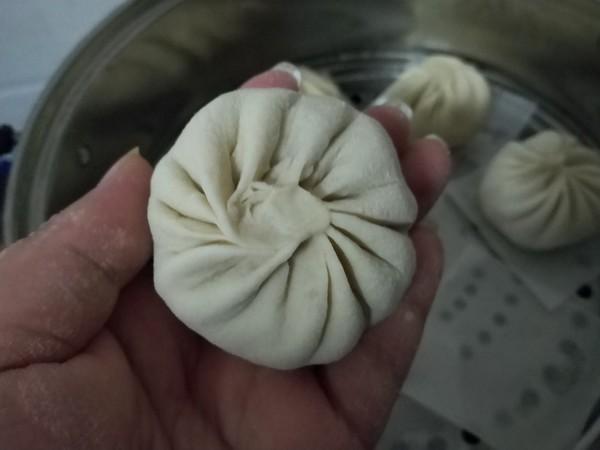 素萝卜粉条包子的制作方法