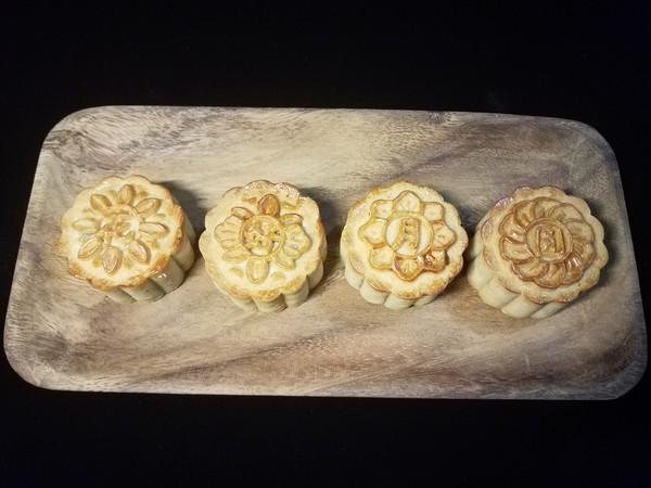 广式枣泥月饼的制作