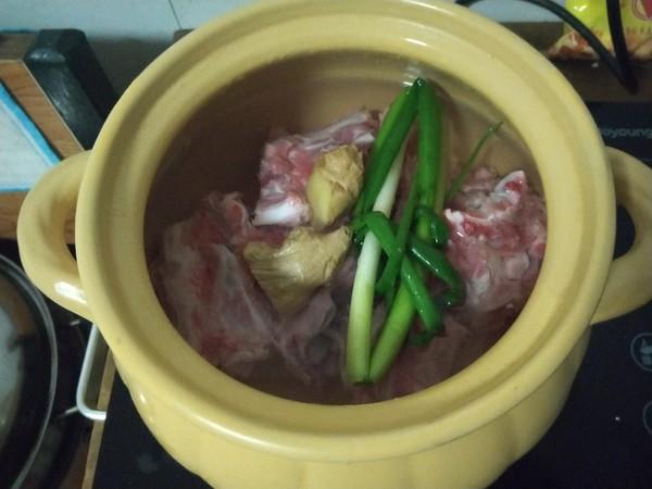 羊肉汤的简单做法