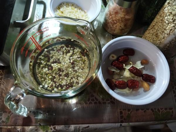 鲜味腊八粥的做法图解