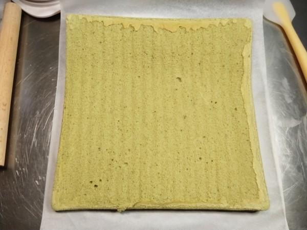 抹茶玫瑰蛋糕卷怎样煮