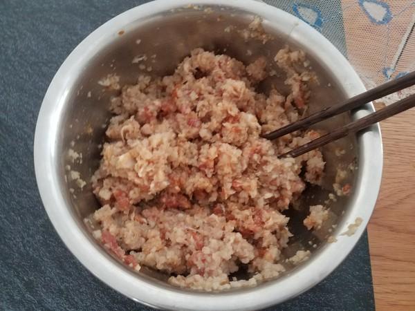 鱼三鲜水饺的家常做法