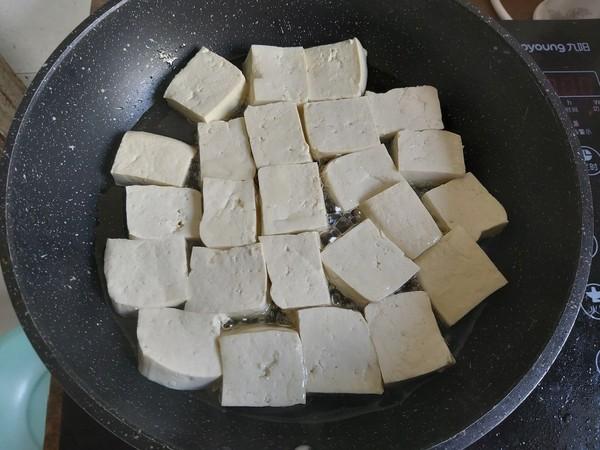 香煎豆腐的家常做法