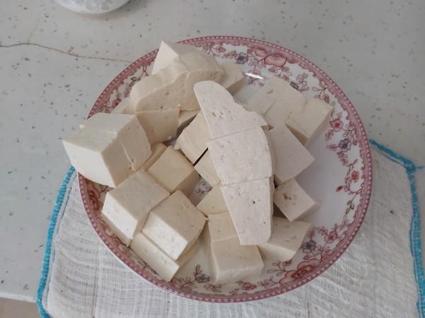 海带豆腐汤的做法图解