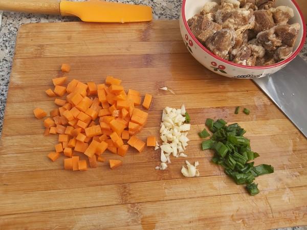 牛肉咖喱(饭)的家常做法