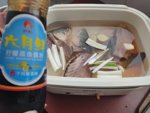 清香草鱼锅的家常做法