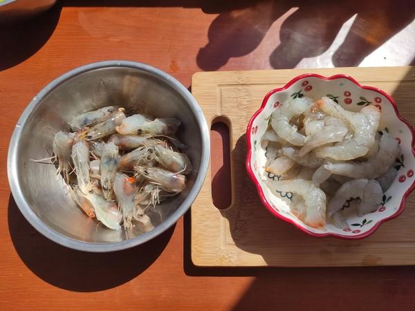 海蛎子虾仁蒸蛋,鲜味十足超好吃!的做法图解