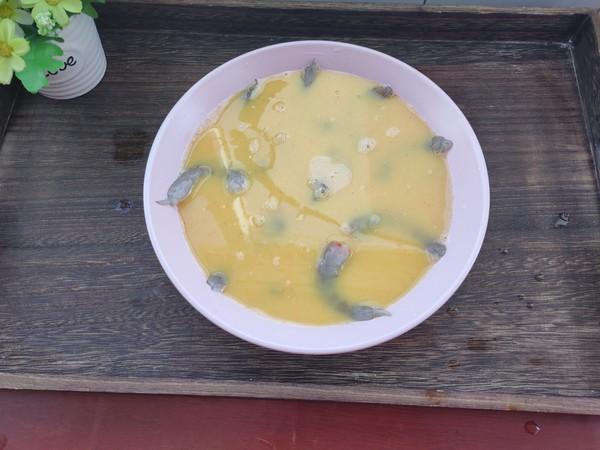 海蛎子虾仁蒸蛋,鲜味十足超好吃!怎么炖