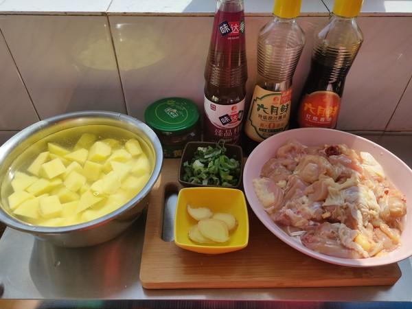 酱香土豆鸡块的做法大全