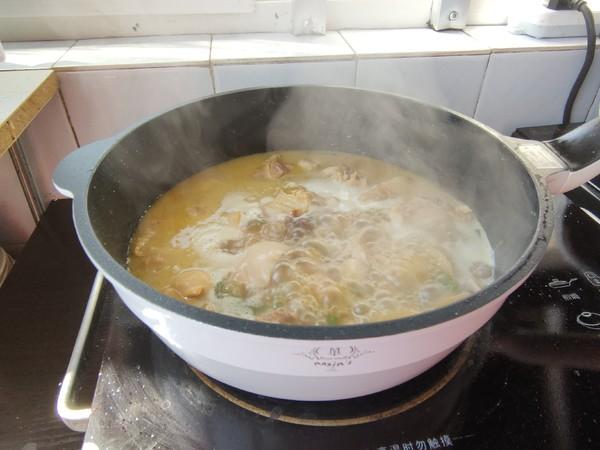酱香土豆鸡块的家常做法