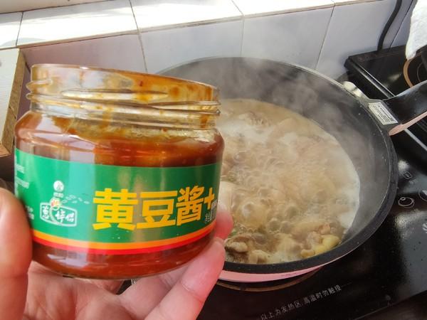 酱香土豆鸡块的简单做法