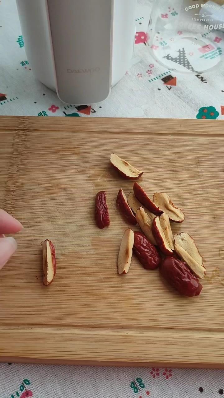 赤小豆竹豆豆浆的做法图解