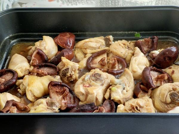 啤酒香菇炖鸡怎么做