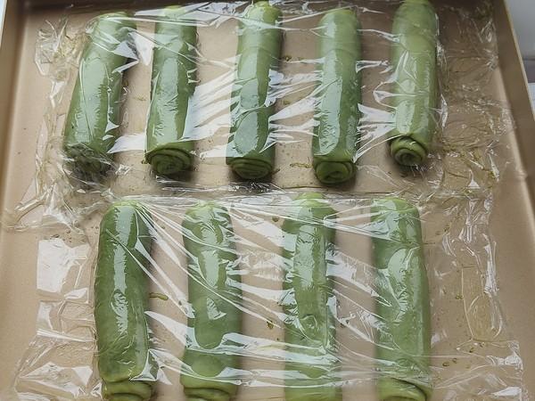 抹茶肉松豆沙酥的超详细做法,中秋超有面儿,高端大气上档次怎样炒