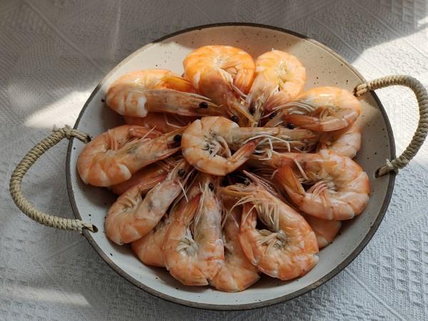 白灼虾怎么煮