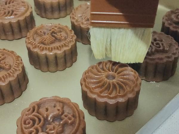今年中秋月饼做什么?网红黑金五仁月饼教给你,高颜又好吃怎么煸