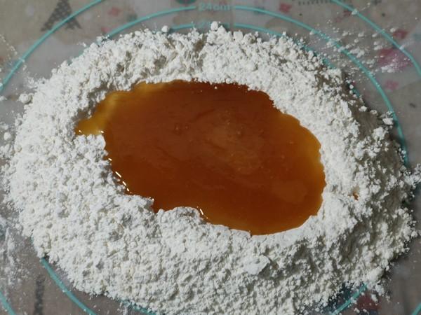 金桃枣泥月饼的简单做法